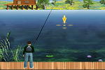 Play Green Lake Fishing Online