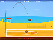 Play Summer Basketball Online