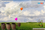Playing Balloon Hunter
