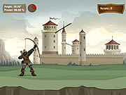 Play Bow Shooting Online