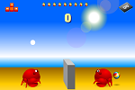 Play Crab Volleyball Online