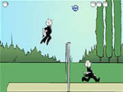Play Jeeves Volleyball Online