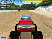 Play Monster Race 3D Online