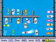 Play Parking Boat Online