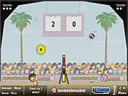 Play Sport Heads Volleyball Online