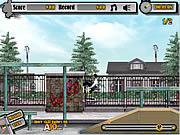Playing Skateboard City