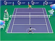 Playing China Open Tennis