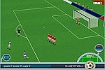 Playing Baggio Magic Kicks