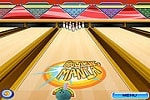 Playing Bowling Mania
