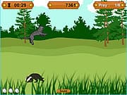 Playing Warriors Hunting Game