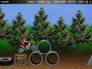 Playing Bike Trial 2