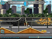 Playing Skateboard City 2