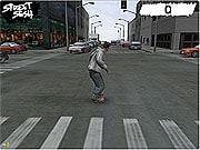 Playing Street Sesh