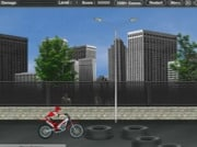 Playing Bike Trial 3