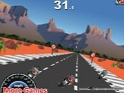 Playing Rapid Motorcycle