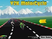 Playing Y2K Motorcycle