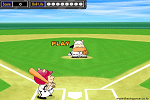 Playing Baseball Shooter
