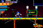 Playing Sonic Skate Glider