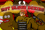 Playing Hot Blood Boxing