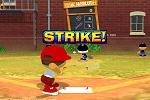 Playing Pinch Baseball