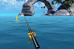 Playing Tropical Sea Fishing