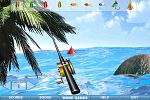 Playing Sea Fishing Sun Beach