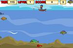 Playing Freddy Fishing