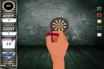 Playing Darts King