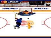 Rapid Hockey Shot